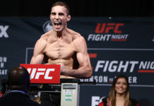 UFC Atlantic City Tony Martin