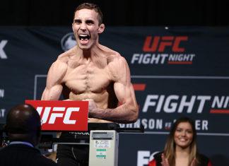 UFC Lightweight Tony Martin