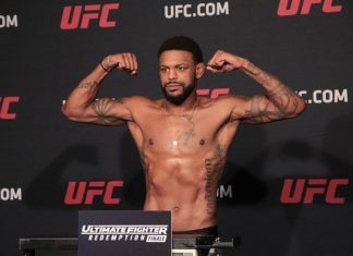 UFC Michael Johnson