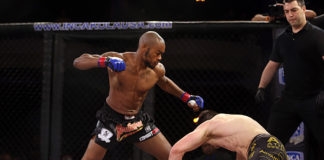 Mike Rhodes, set to appear at Bellator 181