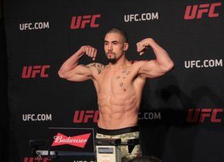 UFC 213 UFC 221 Robert Whittaker