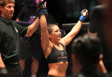 Sharon Jacobson has been added to Invicta FC 25