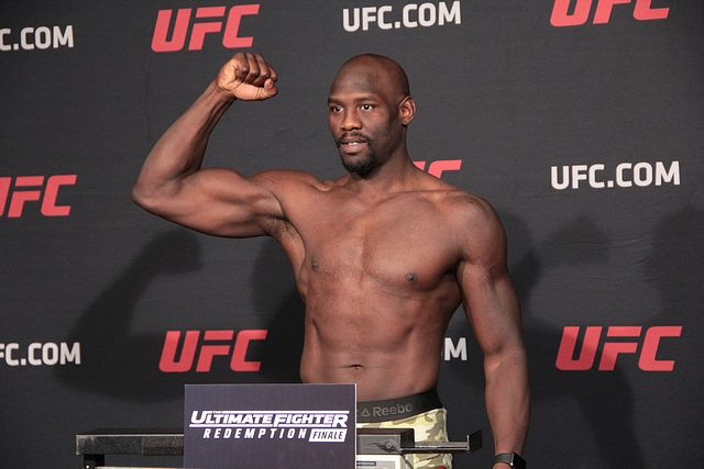 TUF 25 Finale Jared Cannonier