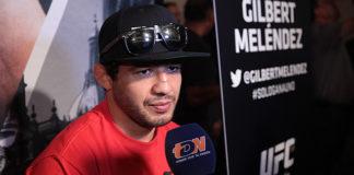 Gilbert Melendez UFC 239 Arnold Allen