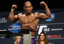 Hector Lombard is set to appear at UFC Fight Night 116