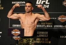 UFC 214 Ricardo Lamas
