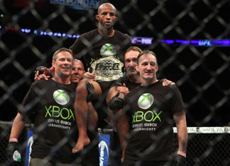 Demetrious Johnson aka Mighty Mouse