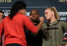 UFC 213 Amanda Nunes