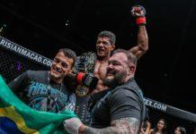 Adriano Moraes ONE Championship