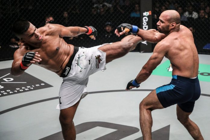 ONE Championship: Quest for Greatness Agilan Thani