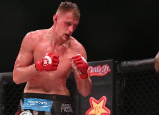 Alexander Volkov UFC London