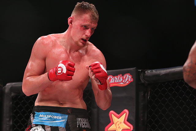 Alexander Volkov UFC London