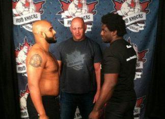UFC 215 heavyweight Arjan Singh Bhullar