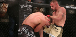 Bellator MMA Chris Honeycutt