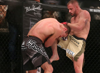 Bellator MMA Chris Honeycutt