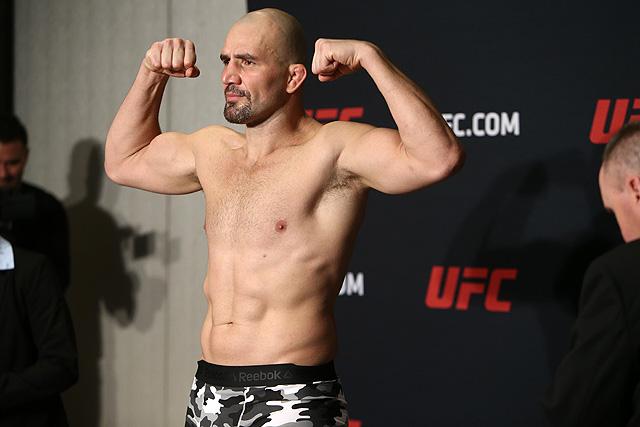 Glover Teixeira vs. Misha Cirkunov Official for UFC Sao Paulo