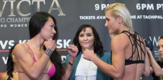 Invicta FC 25: Yana Kunitskaya vs. Raquel Pa'aluhi
