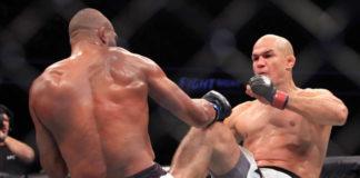 Junior dos Santos UFC Adelaide