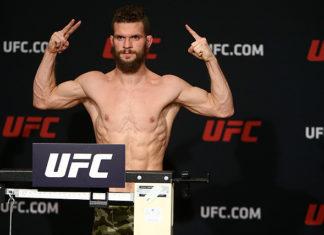 Dustin Ortiz UFC 220