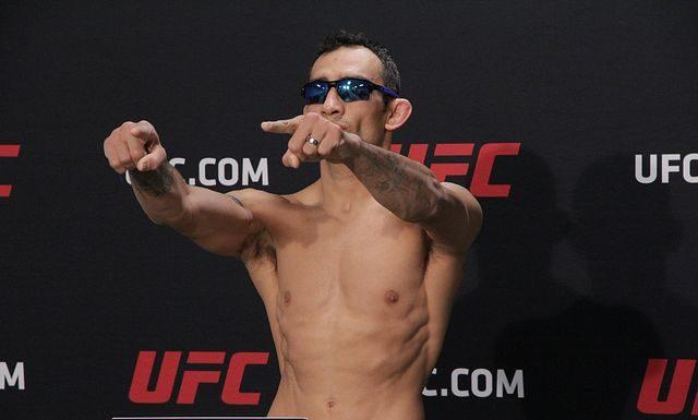 Tony Ferguson UFC 238