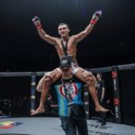 Kairat Akhmetov at ONE Championship: Total Victory
