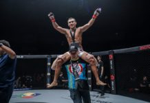 Kairat Akhmetov at ONE Championship: Total Victory