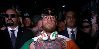 Conor McGregor is mulling his return to the UFC