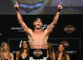 Donald Cerrone will headline UFC Gdansk (UFC FIght Night 118)