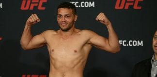 UFC Saitama Henrique da Silva Gokhan Saki