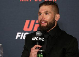 Jeremy Stephens UFC Orlando UFC St. Louis