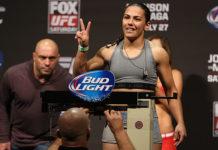 Jessica Andrade UFC 237