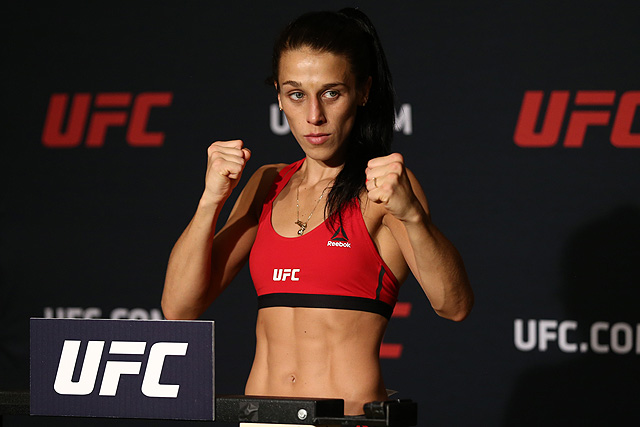 Joanna Jedrzejczyk has potentially record-breaking title fight confirmed for UFC 217