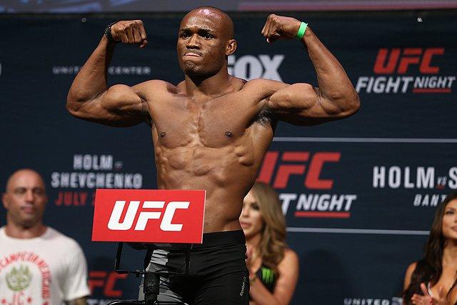 Kamaru Usman UFC TUF 28 Finale