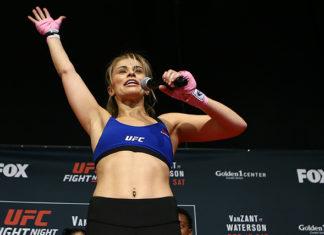 Paige VanZant UFC Brooklyn