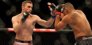 UFC Pittsburgh Tony Martin