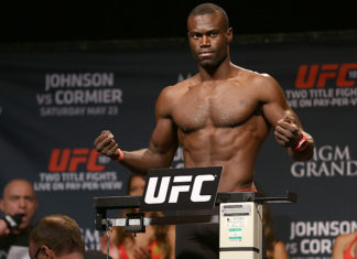 Uriah Hall cashed in at UFC Pittsburgh (UFC Fight Night 116)