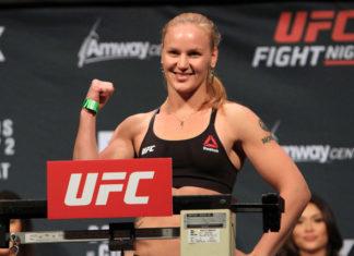 MMA Valentina Shevchenko UFC 231 Joanna Jedrzejczyk UFC Uruguay