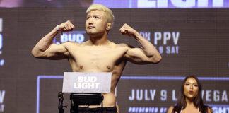 UFC Saitama Takanori Gomi