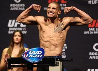 Kajan Johnson opens UFC 215 in Edmonton