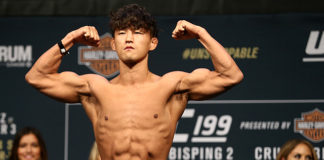 UFC Saitama Dong Hyun Kim