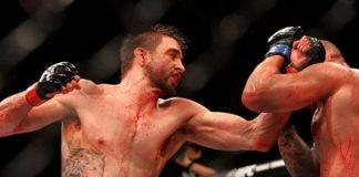 UFC - The Natural Born Killer Carlos Condit UFC DC