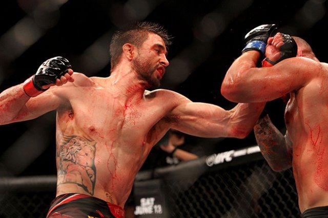 UFC - The Natural Born Killer Carlos Condit UFC DC