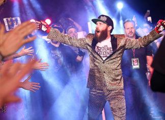 Bellator MMA David Rickels Caveman