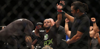 Demetrious Johnson (Mighty Mouse) UFC