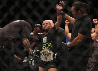 Demetrious Johnson (Mighty Mouse) UFC