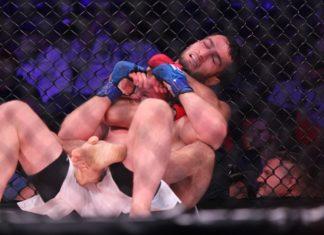 Gegard Mousasi Bellator MMA