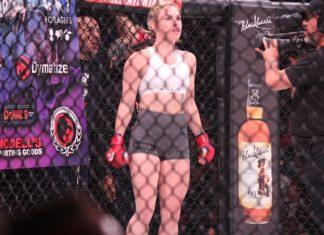 Heather Hardy Bellator MMA
