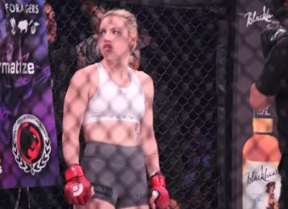 Bellator 185 Heather Hardy