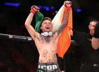 Bellator 187's James Gallagher