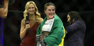 Jennifer Maia will headline invicta fc 26